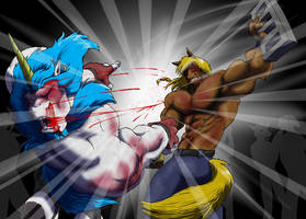 Ciudad Imperio tournament 5 - finish him by Ohblon