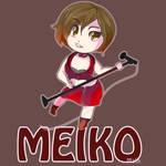 MEIKO for Miku Expo challenge by MalRua