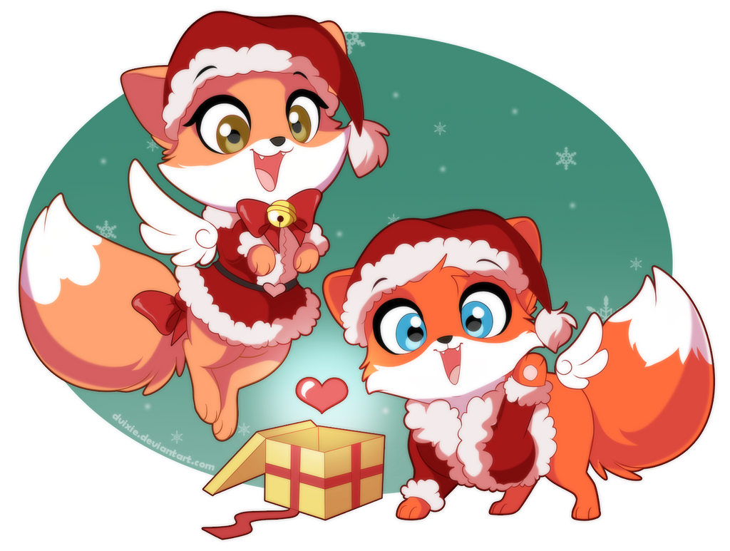 skyfox_christmas__by_dvixie_dcv8uj8-full
