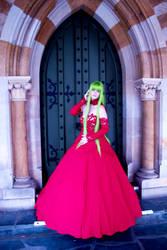 The Red Witch by Emiko-Sakura