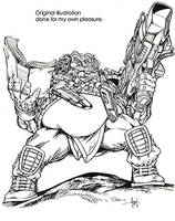 The Gunner Daru by Darkmir