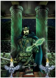 Jade Sceptor Variation by Darkmir