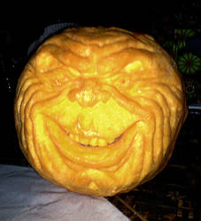 Pumpkin Man redux by Darkmir