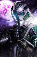 Star Wars Trooper by WesterArt