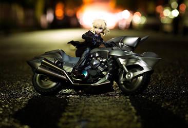 Motored Cuirassier by zai6