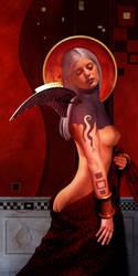 Wings of steel by fantasio