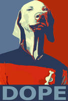 OBEY Jean Luc by fantasio