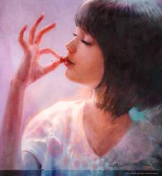 Cherry Love by fantasio