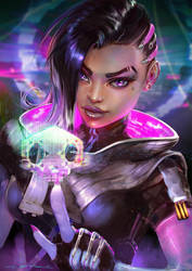 Sombra by fantasio