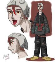 Punk Zant by Animebabe161