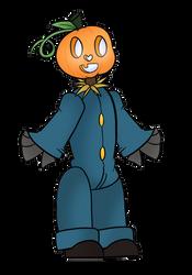 PumpkinSprite by JustMiri