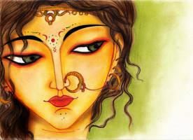 Asha by duhi