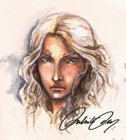 Daenerys Targaryen again by duhi