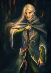 Legolas by duhi