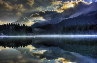 The Magic of the Lake 2 by FarStar90