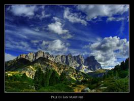 Pale di San Martino 2 by FarStar90