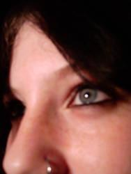Little Fairy's Eyes by ArwinIdrill