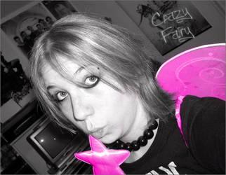 Crazy Fairy by ArwinIdrill