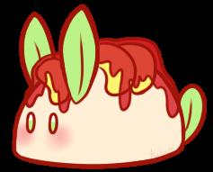 Peach Melba Bunbon by Kiwicide