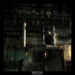 Temple of Doom by pixelpriester