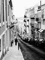 Lisbon Streets by Ana-D