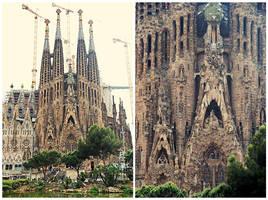 La Sagrada Familia by Ana-D