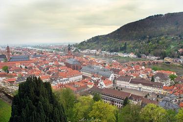 Heidelberg by Ana-D