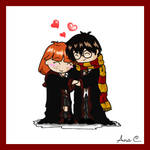 Harry LOVES Ginny by Ana-D