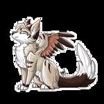 Little kuro by MeenTheIceDragon