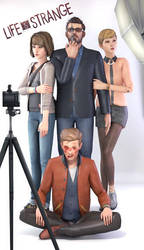 Life Is Strange by ICYCROFT