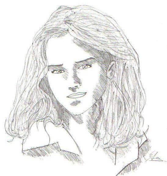 Emma Watson by BrunovicArt