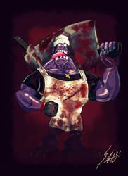 Butcher Mundo by BrunovicArt
