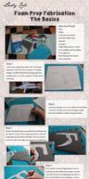 Tutorial - Basic Foam Props by DragonLadyCels