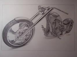 Chopper by SketchesByChris