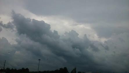 Dark Skies Ahead by JohnnyWyatt