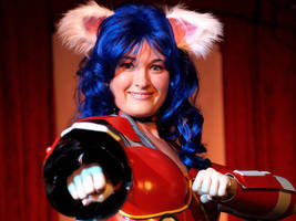 Diletta Con-Kitty 2 by RayWendy