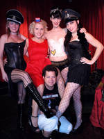 Dr Sketchy's Crew 2 by RayWendy