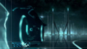 Tron Wallpaper by nakers97