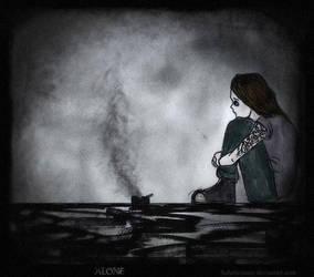 Alone by Schattentanz