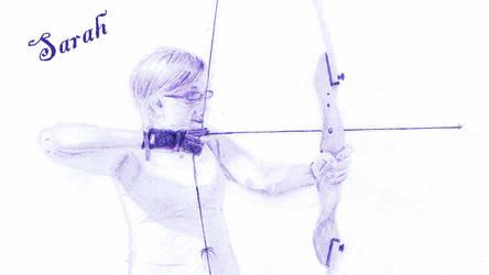 dA ID 3: The Archer by dragongirl76