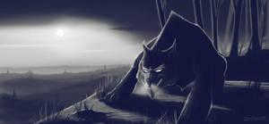 Werewolf by DanilaKomlev
