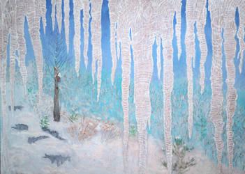 Icerunes by TeresaOstbye