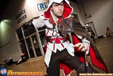 Ezio Costume by Sound-Resonance