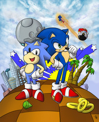 Sonic Generations by Sound-Resonance