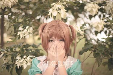 Sakura Kinomoto - My Secret Garden by YukiChristy