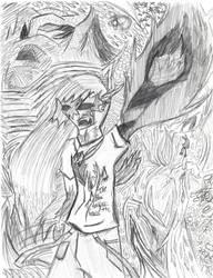 Darius in Pain by DIchigo
