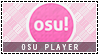 Osu stamp by TutosMelodiaMusical