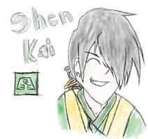 Shen Kai by Abi-Chan14