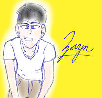 Zayn One Direction by Abi-Chan14
