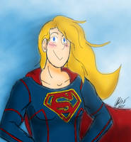 Supergirl by Abi-Chan14